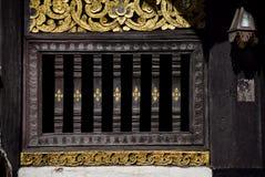 Temple window Stock Photos