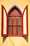 Temple windows Royalty Free Stock Images