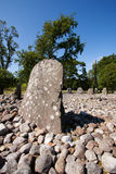 Temple Wood Stone Circle, Kilmartin Glen, Scotland Stock Photography