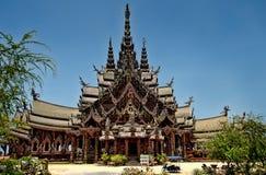 Temple_wooden Стоковые Изображения RF