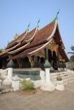 Temple Xieng Thong Stock Photo