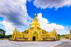 Temple in Yangon Stock Photography
