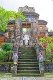 Temple Yayasan Krama, Narmada, Lombok, Indonésie de Miru photos libres de droits