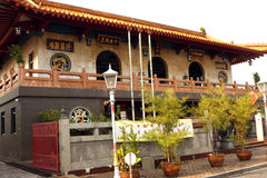 Templel in Malacca Royalty Free Stock Photos
