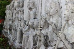 Temples à Bangkok, ciel, Thaïlande, Bangkok, culture photos stock
