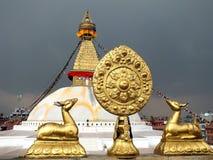 temples Imagem de Stock