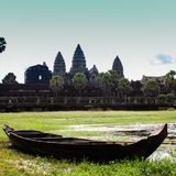 Magical Cambodia royalty free stock photography