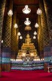 Temples antiques à Bangkok, Thaïlande Photos stock