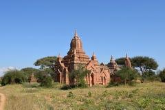 Temples antiques de Bagan, Mandalay, Myanmar Image stock