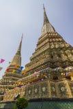 Temples around Wat Pho, Bangkok Royalty Free Stock Photos