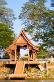 Ayuthaya architecture style Royalty Free Stock Image
