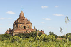 Temples of Bagan 1 Royalty Free Stock Images