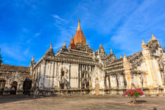 Temples in Bagan Stock Image