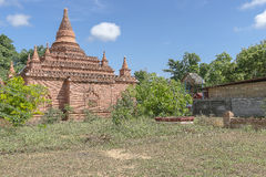 The Temples of Bagan royalty free stock image