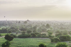 The Temples of Bagan Stock Images
