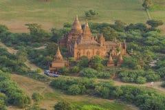 The Temples of Bagan Stock Photos