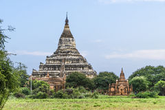The Temples of Bagan Royalty Free Stock Images