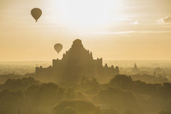 Temples in Bagan Stock Images