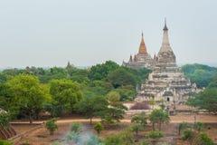 The Temples of Bagan, Mandalay Royalty Free Stock Photos