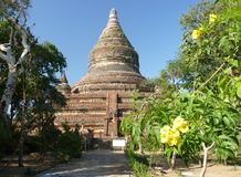 Temples in Bagan Myanmar Stock Photos
