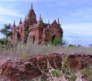 Temples in Bagan Myanmar Royalty Free Stock Photos