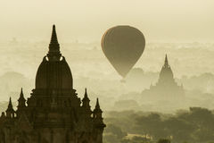 Temples in Bagan Stock Photography