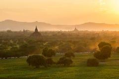Temples in Bagan Royalty Free Stock Photos