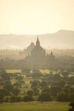 Temples in Bagan Royalty Free Stock Image