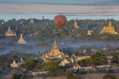 Temples of Bagan - Myanmar (Burma) Royalty Free Stock Photos