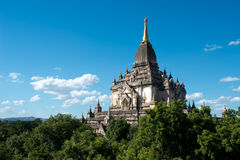 Temples of Bagan, Myanmar (Burma). Stock Photos