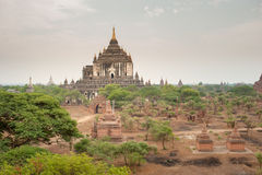The Temples of Bagan,Myanmar Royalty Free Stock Images