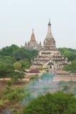 The Temples of Bagan,Myanmar Royalty Free Stock Image