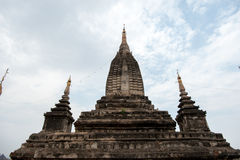 The Temples of Bagan, Myanmar Royalty Free Stock Images