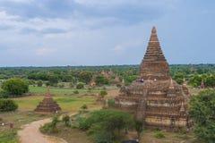 The Temples of bagan Myanmar Royalty Free Stock Image