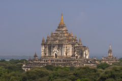 The Temples of Bagan Royalty Free Stock Photo