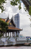 The temples in Bangkok Stock Image