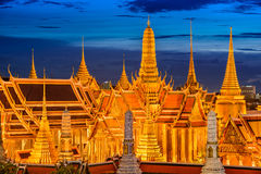 Temples of Bangkok Royalty Free Stock Photos