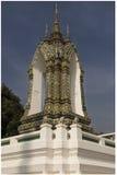 Temples bouddhistes à Bangkok Photographie stock