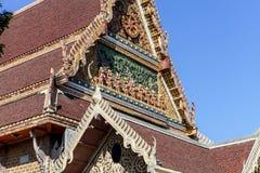 Temples bouddhistes Photographie stock libre de droits