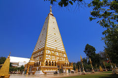 Temples Buddhist in Thailand. Stock Photo