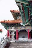 Temples chinois images libres de droits