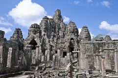 Temples d'Angkor Images stock