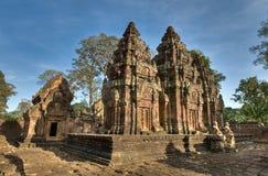 Temples d'Angkor Photographie stock libre de droits