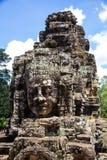 Temples d'Angkor Wat Bayon Image libre de droits