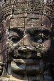 Temples d'Angkor Wat Bayon Photographie stock libre de droits