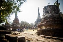 Temples d'histoire Photo stock