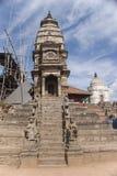 Temples dans le patan Photographie stock