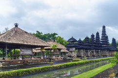 Temples de Balinese Images libres de droits