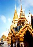 Temples de Bangkok Photographie stock libre de droits