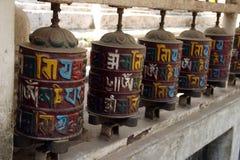 Temples de Patan Photos libres de droits
